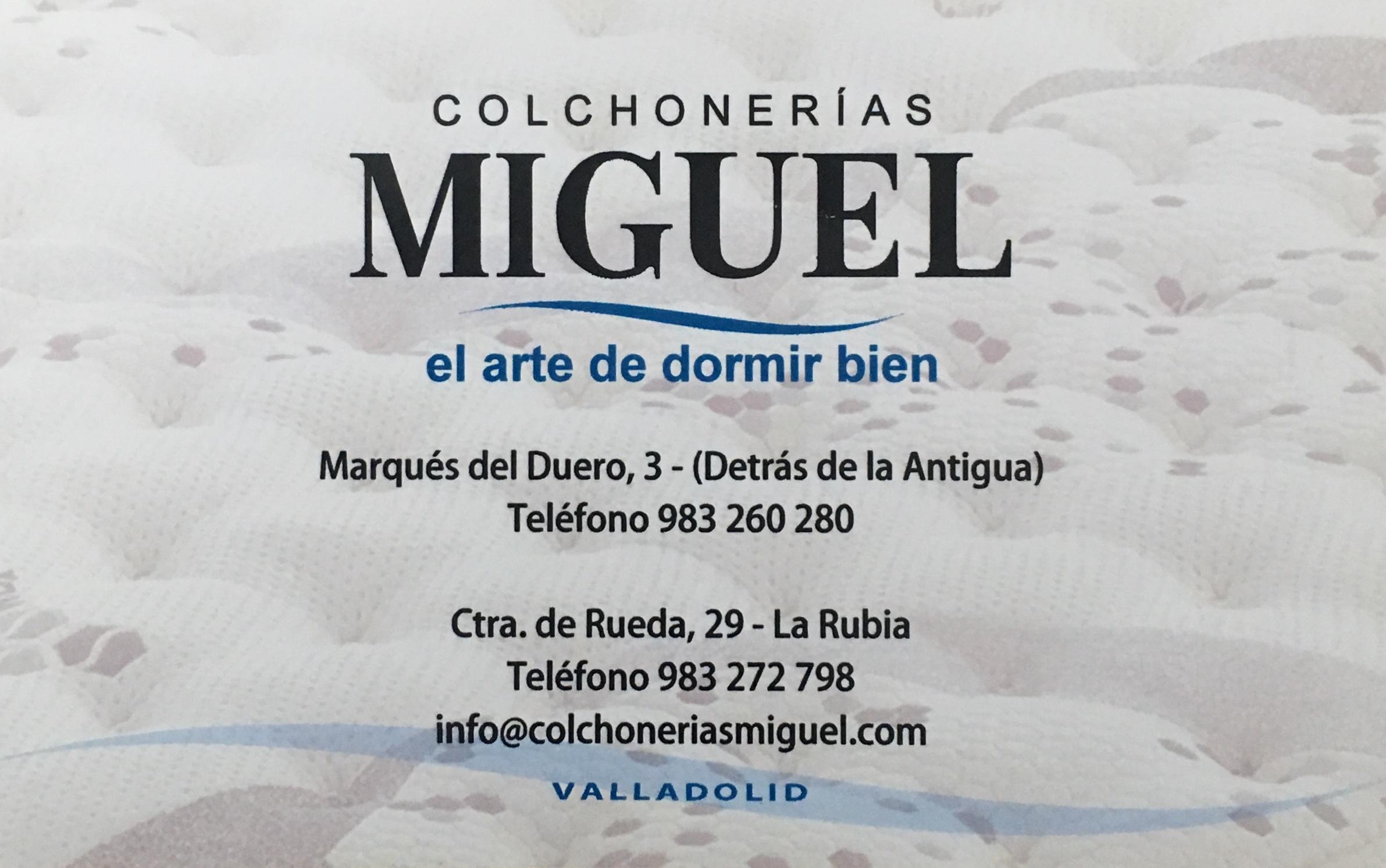 Colchonería Miguel